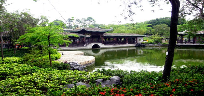 Hong Kong Zoological And Botanical Garden Tour Packages